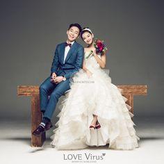 韓国のウェディング写真-JP »  WONKYU+NOBLESSE [LOVE VIRUS]の新しいサンプル公開~