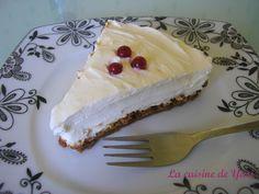 Cheesecake sans cuisson!