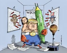 Michel Kichka - Israeli Editorial Cartoonist - Jerusalem