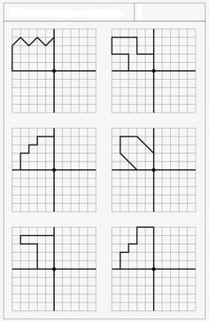 #simetri#simetri örnekleri#simetri modelleri#resim tamamlar#simetri tamamla#symmetry#simetría#symétrie#okulöncesisimetri#preschool# Symmetry Worksheets, Symmetry Activities, Visual Perceptual Activities, Math Worksheets, Math Resources, 2nd Grade Math, Math Class, Math Patterns, German Language Learning