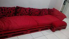 Sofa de palett