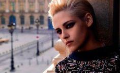 Tumblr Kristen Stewart stars in Vogue Paris Holiday 2016 issue
