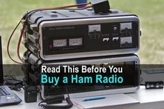 Read This Before You Buy a Ham Radio