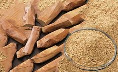 Sandalwood has been used in India for centuries as an important ingredient in makeup for women. It also helps to treat acne scars.