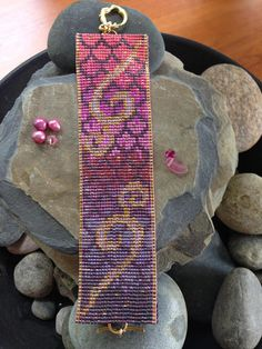 Aardbei Mermaid Bracelet