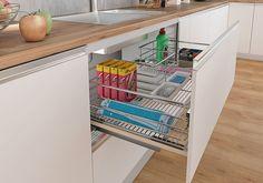 Canasta bajo fregadero mod  900mm H=15 - Madecentro Washing Machine, Laundry, Home Appliances, Vessel Sink, Baskets, Bass, Laundry Room, House Appliances, Appliances