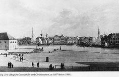 Christianshavn, ca 1857