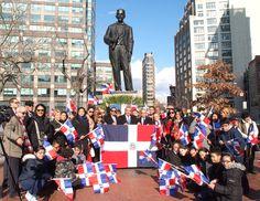 Loida TV : Cónsul de RD en NY rinde homenaje a Juan Pablo Dua...