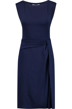 Diane von Furstenberg Aveline stretch-silk dress