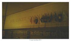 """""""Sol lucet omnibus"""". Visto en Hamburgo (Alemania)"""