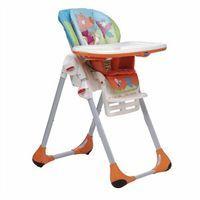 Chicco Polly Çift Kılıflı Mama Sandalyesi Happy Land - ebebek.com