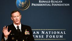 Admiral William McRaven, world famous thanks for his involvement in the 2011 Special Ops mission that ended with the killing of Osama bin Laden. McRaven now works as chancellor of the University of Texas, helping to repair its reputation amid scandals and controversies. Credit: fortune.com