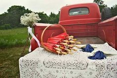 photo booth- give me an old truck and I'll love anything! ;)