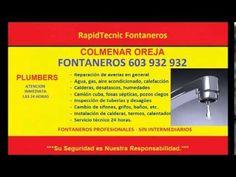 Fontaneros Colmenar De Oreja 603 932 932