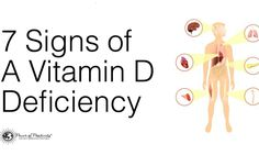 Vitamin D is perhaps the most important nutrient when discussing bone or immune system health. Here are 7 signs of a Vitamin D deficiency...