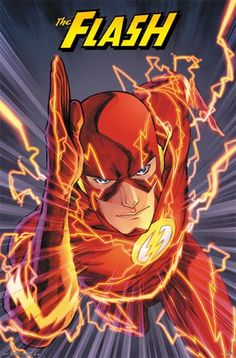 Click Here to Purchase:  (22x34) The Flash - Speed Comic Poster