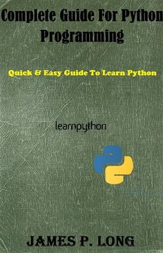 Complete Guide For Python Programming | BlackPerl