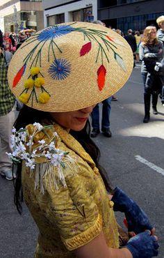 Idiosyncratic Fashionistas: NYC's Easter Parade 2012