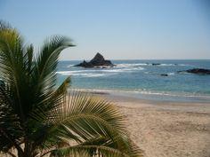 Playa Punta Cometa, Oaxaca