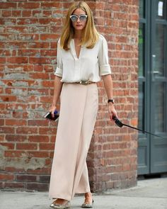 Proof: Olivia Palermo is the Street Style Queen of Pinterest | Stylish Socialite