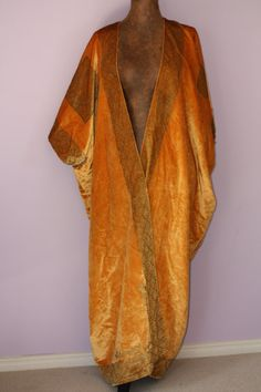 RARE French Museum Quality Avant Garde Robe by oceangypsyvintage