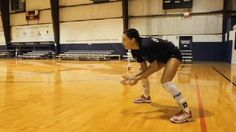 To dig balls in a more efficient manner, the Premier Volleyball team executes the Drop and Drive Defensive Movement, demonstrated in the video with coaching points provided by Wyman Khuu, national team coach.