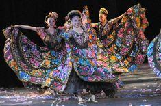 Chiapas Folkloric Dance Dress