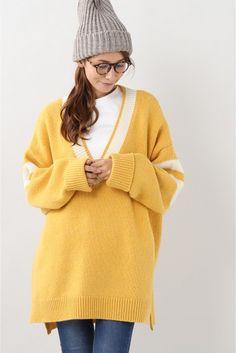 チルデンVネックプルオーバー Pullover, Knitting, Sweaters, Style, Fashion, Swag, Moda, Tricot, Fashion Styles
