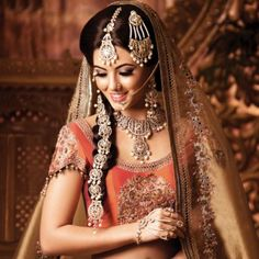 Indian Bridal Hairstyles Photos