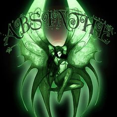Absinthe Fairy 001 by Jesse Lindsay