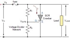 Crowbar Clamping Circuit