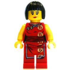 Lego Ninjago Nya - Minifigure