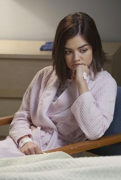 Contemplating - Pretty Little Liars Season 6 Episode 2