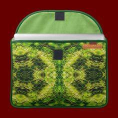 MossFloss Mandala Laptop Pouch