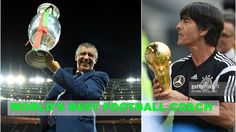WORLDS BEST NATIONAL FOOTBALL COACH 2016 (IFFHS) Football, Marketing, World, Movie Posters, Soccer, Futbol, Film Poster, American Football, The World