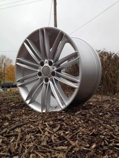 20-WHEELS-SILVER-STAGGERED-TO-FIT-JAGUAR-XK-MODELS-MK1-VW-T5-T30-BMW-5-6-7 20 Wheels, Jaguar Xk, Vw T5, Mk1, Alloy Wheel, Models, Silver, Ebay, Templates