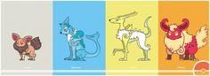 Artista reimagina Pokémon em 27 ilustrações animais