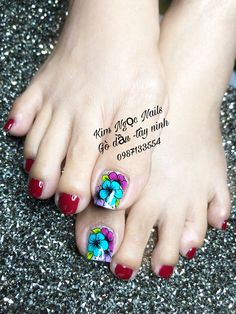 Foot Pics, Pedicure Nail Art, Toe Nail Designs, Beautiful Nail Designs, Ant, Toe Nails, Nailart, Make Up, Tattoos
