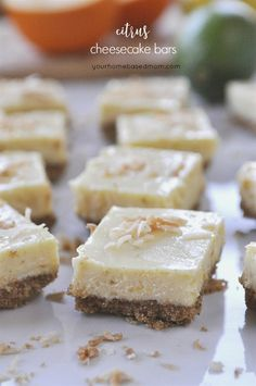 Citrus Cheesecake Ba