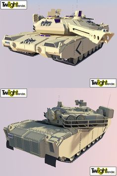 Main battle Tank Rail gun by MSgtHaas.deviantart.com on @deviantART