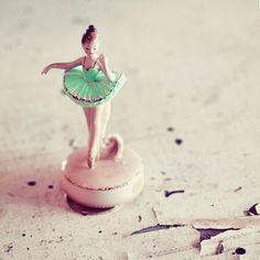 ballerina by alice b. gardens, via Flickr