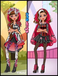 Ever After High Spring Unsprung Cerise Hood Dress Up Game : http://www.starsue.net/game/Spring-Unsprung-Cerise-Hood.html Have Fun! ♥