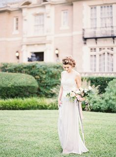 DREAMY WEEKEND | Early Spring Wedding