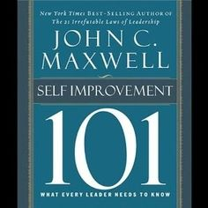 Maxwells Leadership Series: Self-Improvement 101 (Audible Audio Edition)  free.best-gasgril...  B002WEBB8M attitude personal-development