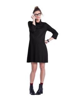 Marlow Maternity Tunic Dress - love in black AND green!