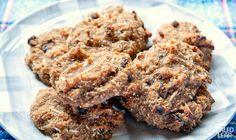 Banana Raisin Cookies - SCD if ok applesauce, homemade milk, ok raisins (dates?)