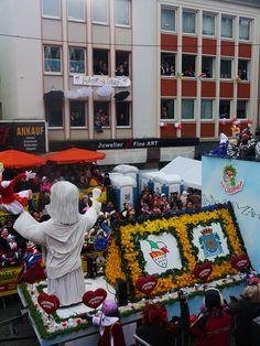 Kölner Rosenmontagszug