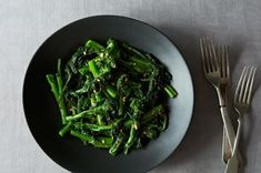 Chinese Broccoli Salad with Sesame Sriracha Dressing Recipe on Food52
