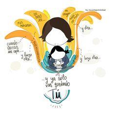 "Lámina ""ser tu"" - Muxote Potolo Bat Tienda Online"