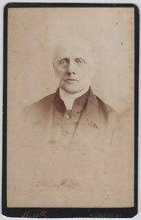Carte De Visite Of A Gentleman By Mowls Kings Lynn Norfolk